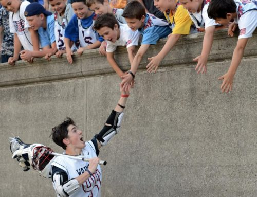 For L-S lacrosse players, state titles aren't the beginning or the end